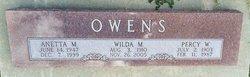 Percy W. Owens
