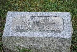 Annie R. Allender