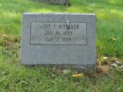 Olive E Bittaker