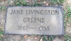 """Jane """"Janie"""" <I>Livingston</I> Greene"""