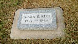 Clara E. <I>Freude</I> Kirk