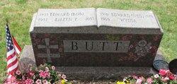 "Edward C ""Ned"" Butt"