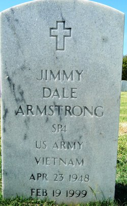 Jimmy Dale Armstrong