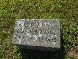 Elijah Stark Abel
