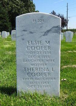 Elsie <I>Lindenmuth</I> Cooper