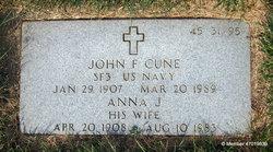 Anna J Cune