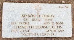 Elizabeth Louise Curtis