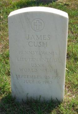 James Cush