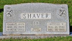 Glyn Shaver