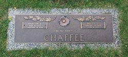 Betty L. <I>Hoover</I> Chaffee
