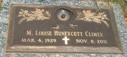 Mattie Louise <I>Huneycutt</I> Climer
