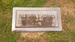 Newton Fred Adams