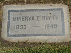 Minerva Eleanor <I>Coan</I> Blyth
