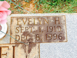 Evelyn <I>Hurley</I> Campbell