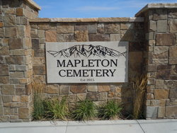 Mapleton Cemetery In Mapleton Utah Find A Grave Cemetery