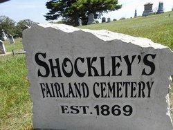 Shockleys Fairland Cemetery