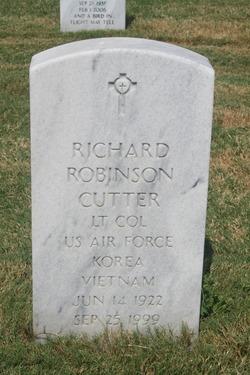 Richard Robinson Cutter