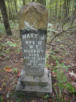 Mary Jane <I>Robey</I> Murphy