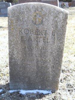 1LT Robert E Bartel