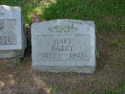 Mary <I>John</I> Bailey