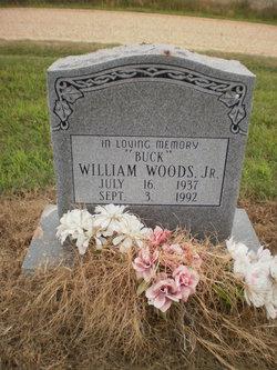 """William """"Buck"""" Woods, Jr"""