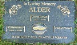 Donald Edward Alder
