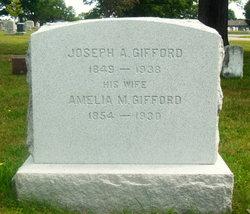 Amelia M. <I>Holbrook</I> Gifford