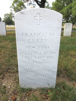 PFC Francis Michael Curry