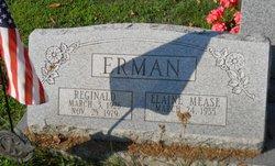 Sgt Reginald Erman