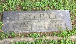 Joseph Pernell Byerly