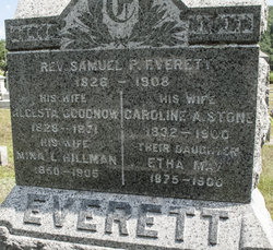 "Caroline E ""Carrie"" <I>Kendrick</I> Everett"