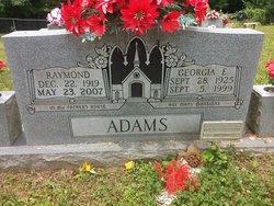 Georgia Edna <I>Delph</I> Adams