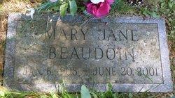 Mary Jane Beaudoin