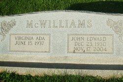 John Edward McWilliams