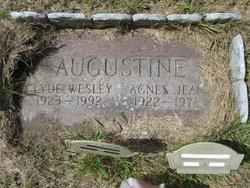 Agnes Jean <I>Jones</I> Augustine