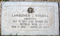 Lawrence James Russell
