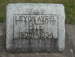 Robert Ayrel Leyon Hite