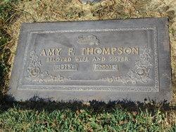 Amy F Thompson