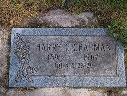 "Henry Clair ""Harry"" Chapman"