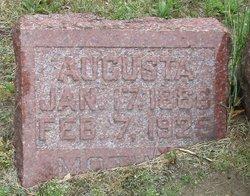 Augusta Ernstina <I>Schultz</I> Daye