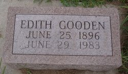 Edith E <I>Ramsbottom</I> Gooden