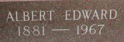 Albert Edward Schultz
