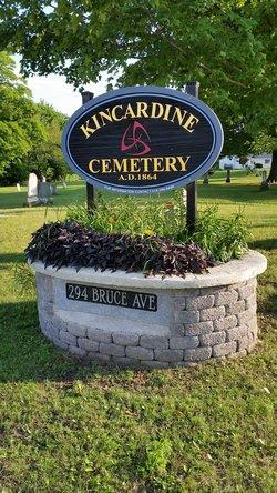 Kincardine Cemetery