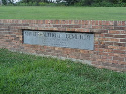 Marker-Althoff Cemetery