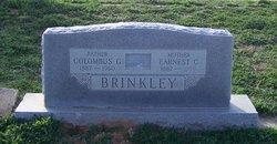 Earnest <I>Coe</I> Brinkley