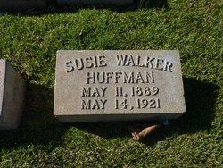 Susan Quarles <I>Walker</I> Huffman