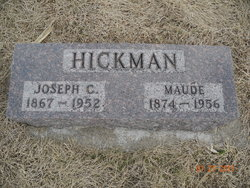 Joseph Clark Hickman