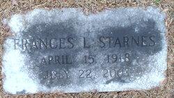 Frances Louise Starnes