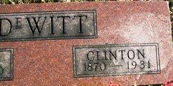 Clinton DeWitt