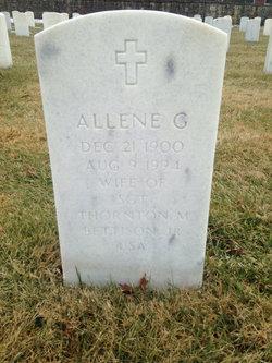 Allene <I>Giltner</I> Bettison